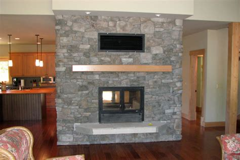 custom see through wood fireplace designs acucraft