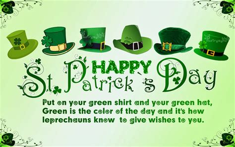 Happy St Pattys Day Are You Wearing Green by Happy S Day S Day Wallpapers