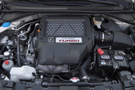 2010 acura rdx 2 3l 4 cylinder turbo engine picture image