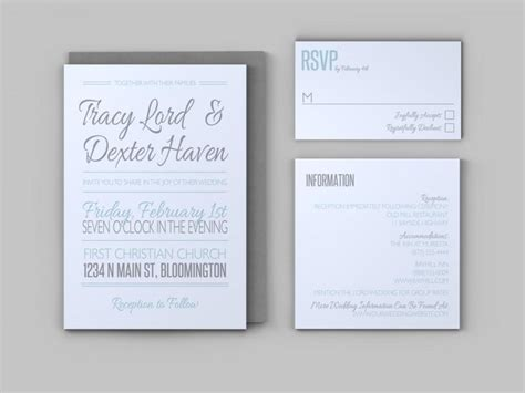 reply to wedding invitation informal casual wedding invitation set invitation response card