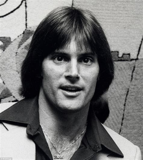 bruce jenner the changing face of bruce jenner how the buff brawny