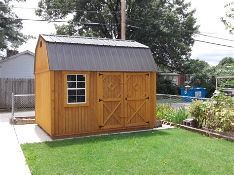 Portable Garden Shed by Lofted Garden Shed Storage Sheds Portable Cabins