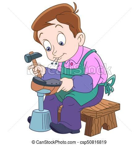 imagenes infantiles de zapateros ni 241 o zapatero caricatura ni 241 os colorido blanco
