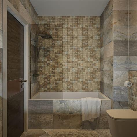 fliesendekor fürs bad badezimmer design mosaikfliesen