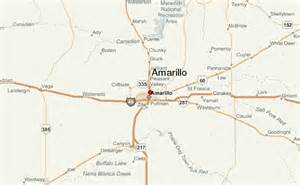 amarillo map of amarillo location guide