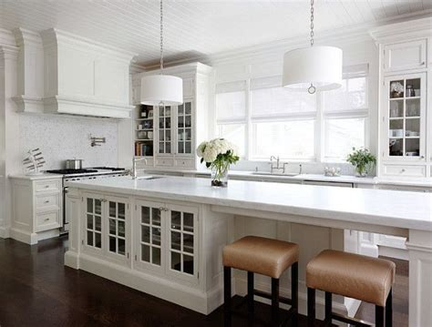 long kitchen island 25 best ideas about long narrow kitchen on pinterest