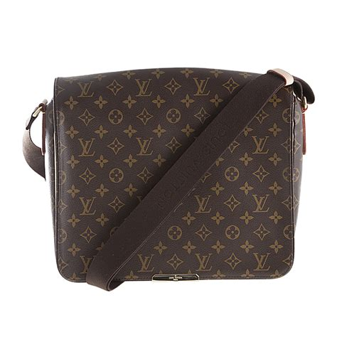 louis vuitton monogram valmy mm messenger bag  luxury