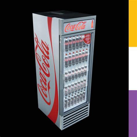 Freezer Coca Cola Max Drinks Fridge Coca Cola Gdmretro
