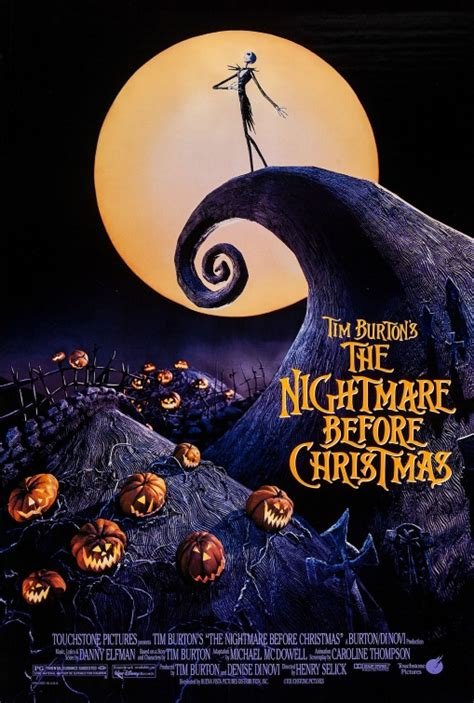 Where To Buy Toaster Covers The Nightmare Before Christmas Movie Poster 1 Of 11