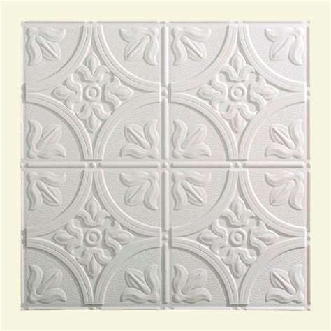 Fasade Traditional 2 2 Ft X 2 Ft Lay In Ceiling Tile Lay In Ceiling Tile