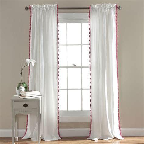 pom pom drapes 17 best ideas about pom pom curtains on pinterest window