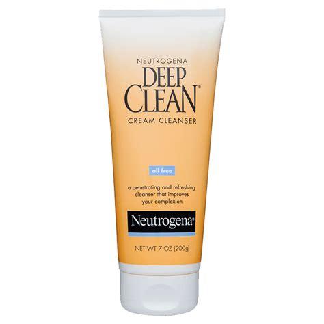deep clean deep clean cream cleanser neutrogena 174 australia