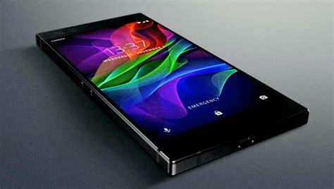 razer phone razer announced razer phone with first ever 120hz display
