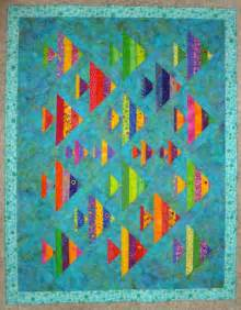 wayne s quilts finned friends