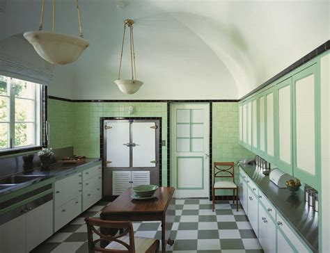 S Kitchen by 1930s Kitchen Design 1930s Kitchen Design And Combined