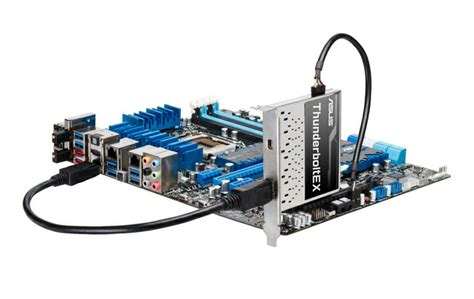 pc with thunderbolt does thunderbolt use my dgpu cpus motherboards and