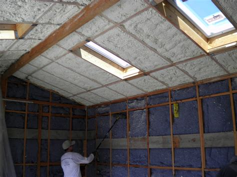 Wall And Ceiling Insulation by Insulation Photos Advanced Home Energy Richmond Ca