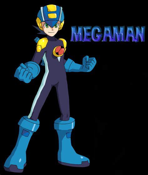 megaman nt warrior sweet gal lorren deviantart