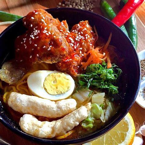 Mie Ramen Udin 20 tempat makan ramen udon dan soba recommended