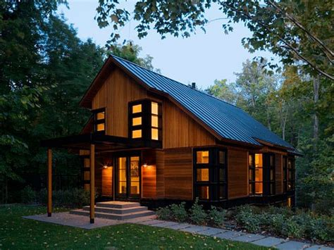 small modern cabin plans modern cottage style modern cottage design contemporary