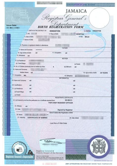 Criminal Record Certificate Personal Licence Cabinet Fields Certified Translation Quote Estimate