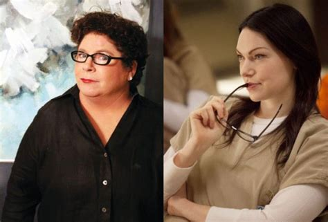 the real alex of orange is the new black speaks for the orange is the new black 15 curiosit 224 su questa serie tv