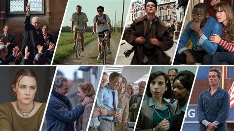 film recommended 2018 oscar nominations 2018 the complete list of nominees