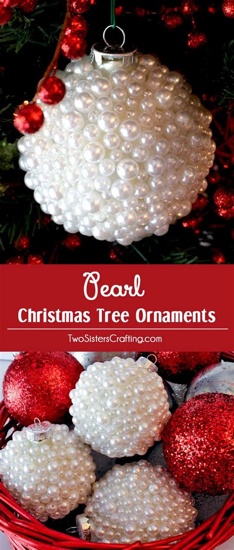easy diy tree decorations 25 unique diy ornaments ideas on