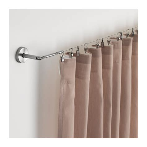 dignitet curtain wire stainless steel 500 cm ikea