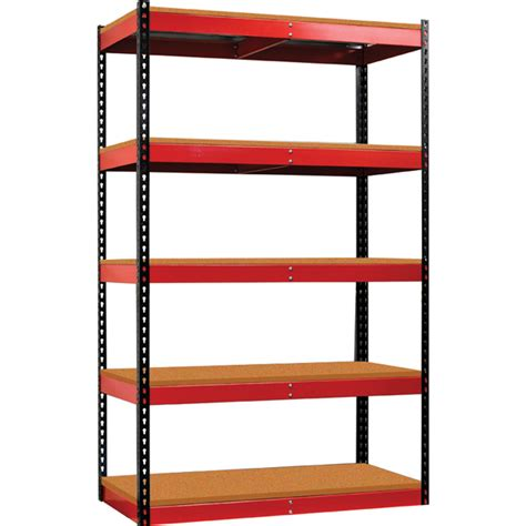 Fort Knox Rivetwell Shelving With Particle Board Deck Particle Board Shelving