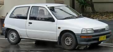 Daihatsu Charade Daihatsu Charade Sedan Tuning