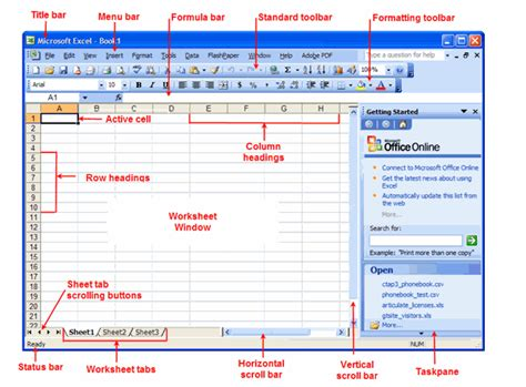 excel label template menu icon pada microsoft excel iierizka