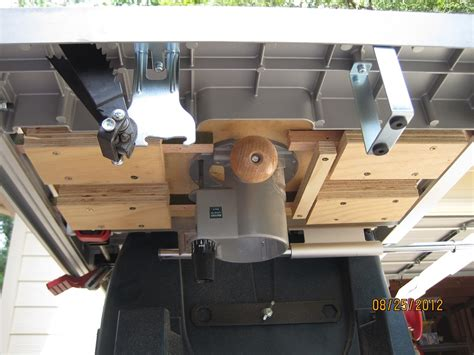 bosch table saw router insert router table insert for bosch 4100 table saw page 2