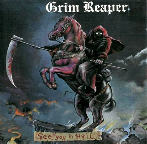 Image Ripper Takes You To The Stuff by Grim Reaper See You In Hell Lyrics Genius Lyrics