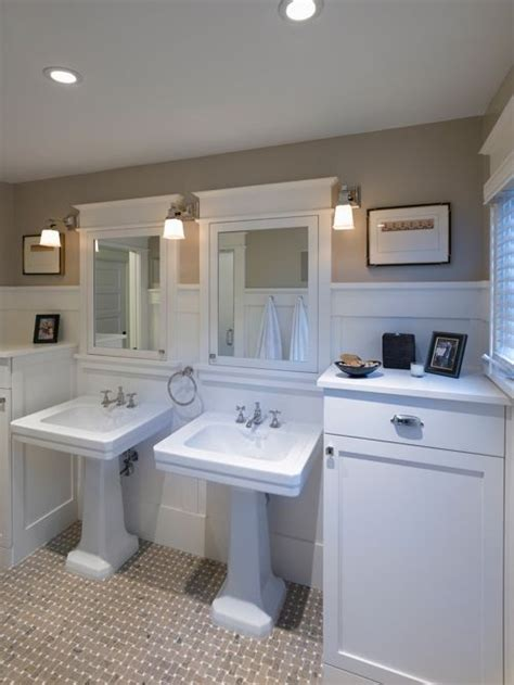 mission style bathroom craftsman style bathroom houzz