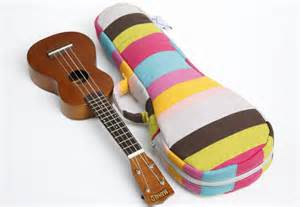 colorful ukulele ukulele colourful pop colourful stripe