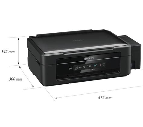 Printer Epson L355 All In One buy epson ecotank l355 all in one wireless inkjet printer