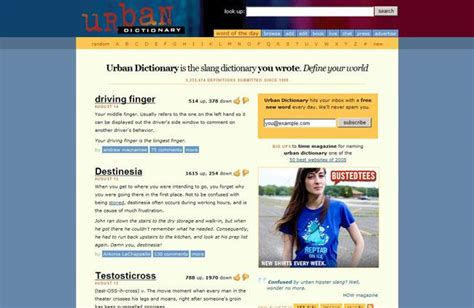 top 100 classic websites pcmag com urban dictionary
