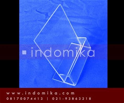 Acrylic Tempat Brosur Meja 3 galeri akrilik menerima pemesanan tempat brosur dari bahan akrilik