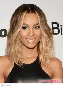 sholder length ombre hair shoulder length blonde ombre hair memes