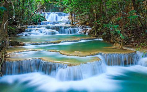 4k wallpaper waterfall waterfall ultra hd wallpaper picture image