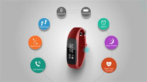 Lenovo Hw01 lenovo hw01 rate monitor smart wristband sleep manage sports track bracelet in gb
