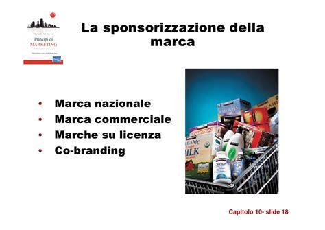 della marca 8 la strategia prodotto dei servizi e della marca