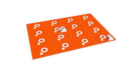 Paketaufkleber Neutral Drucken by Etiketten Drucken Adressaufkleber Labels Saxoprint