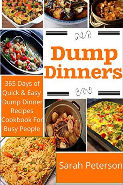 crock pot express dump meals cookbook delicious recipes that are simple and easy to make books 11 best images about dump dinners on stew
