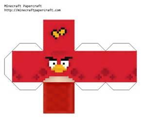 Minecraft Papercraft Pig - papercraft pumpkin angry birds texture pack