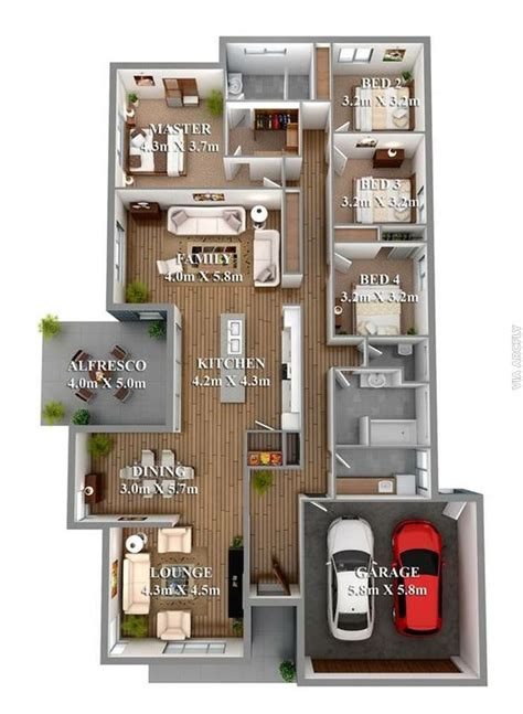 3d home design uk 47 best 3d houses images on pinterest floor plans