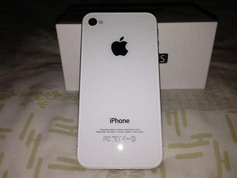 Iphone 4s 16gbwb new iphone 4s white 16gb factory unlock ios 6 0 1 clickbd