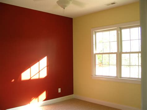 painting a room two different colors inspire home design