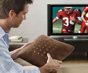 Brookstone Pillow Remote by Brookstone Universal Tv Remote Pillow